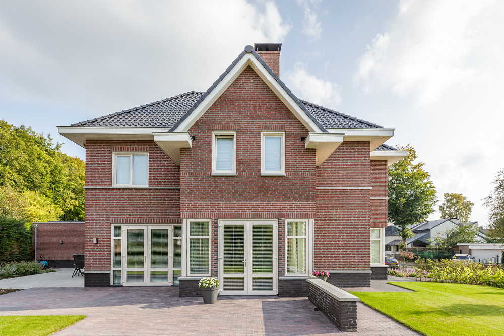 Great with stijl woning for Architect moderne stijl